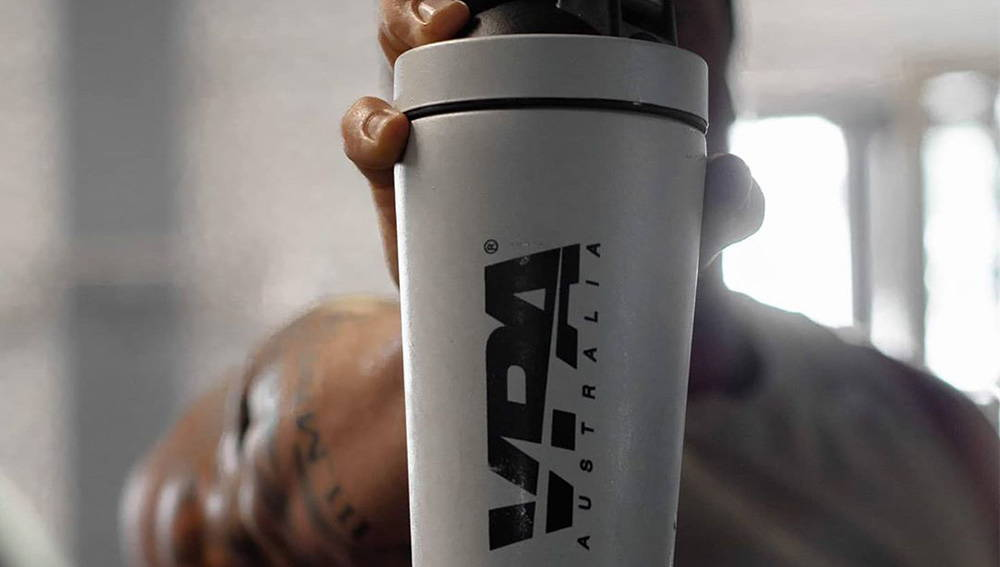 Do you need a protein shaker bottle?