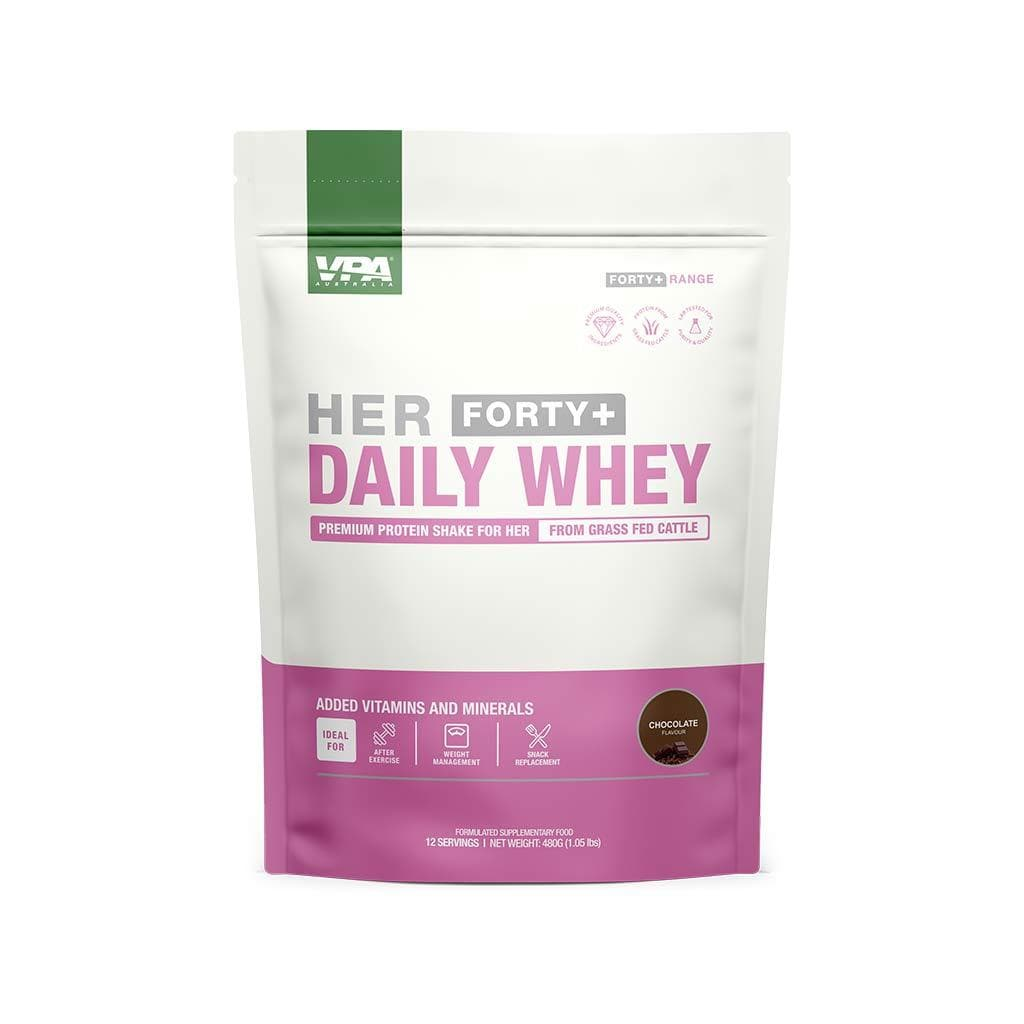 FORTY+ Her Daily Whey