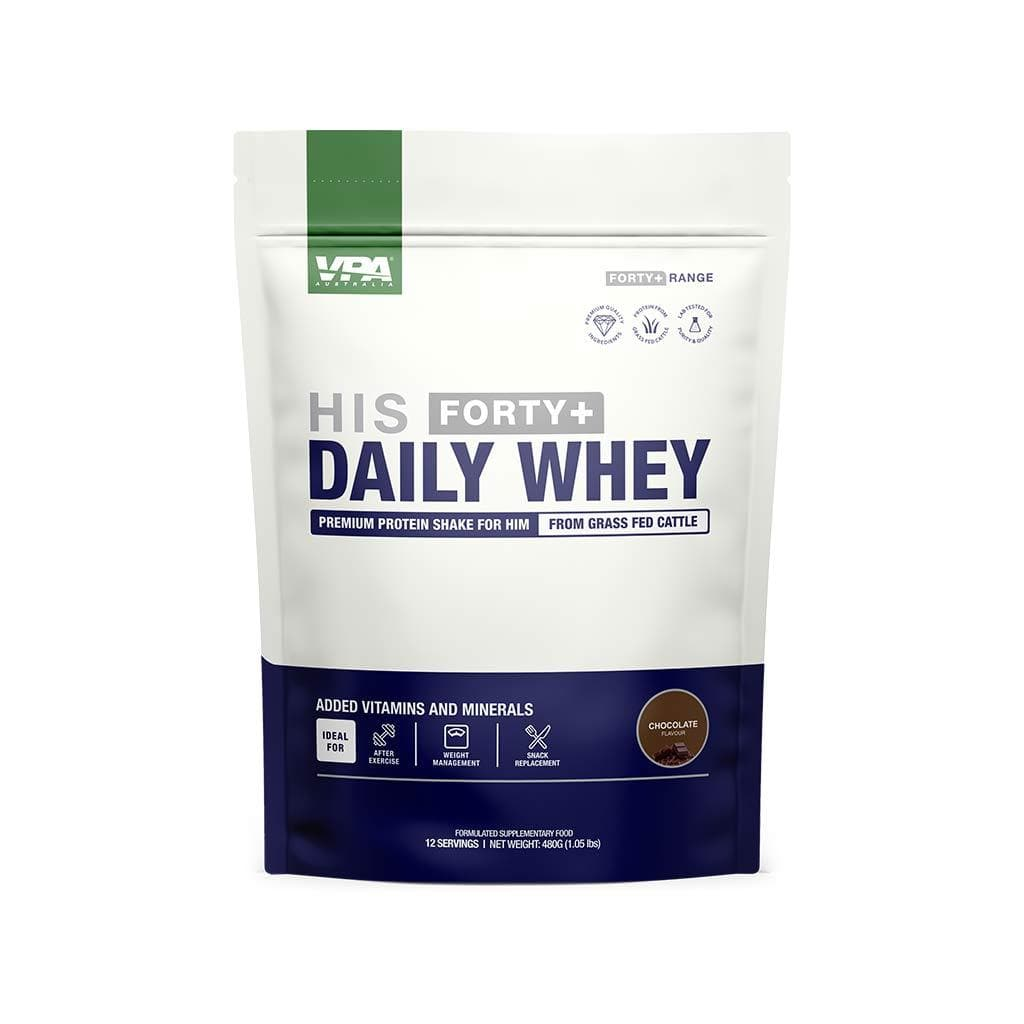 FORTY+ His Daily Whey