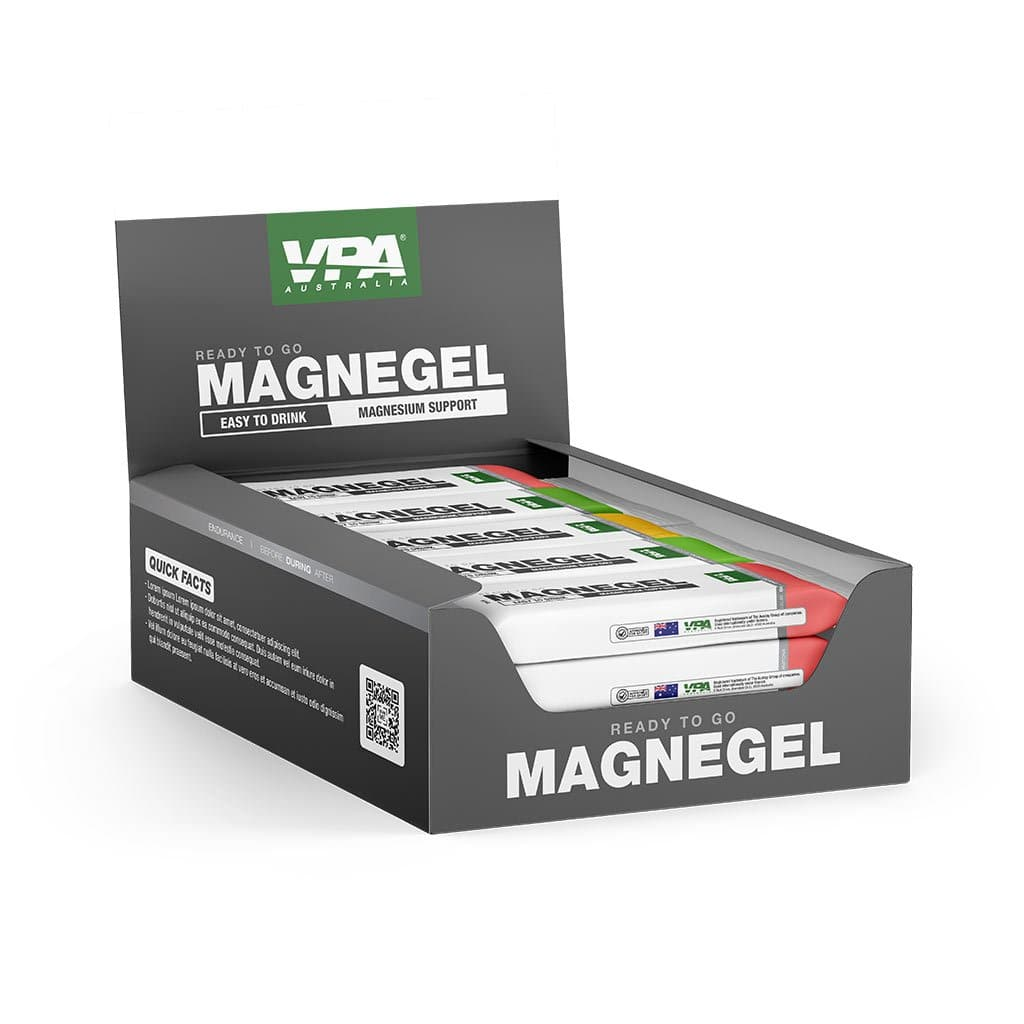 MagneGel 12 Pack  |  3 Flavours