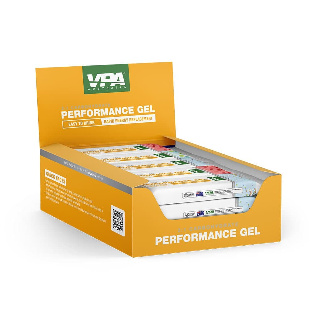 Performance Gel 12 Pack | 3 Flavours