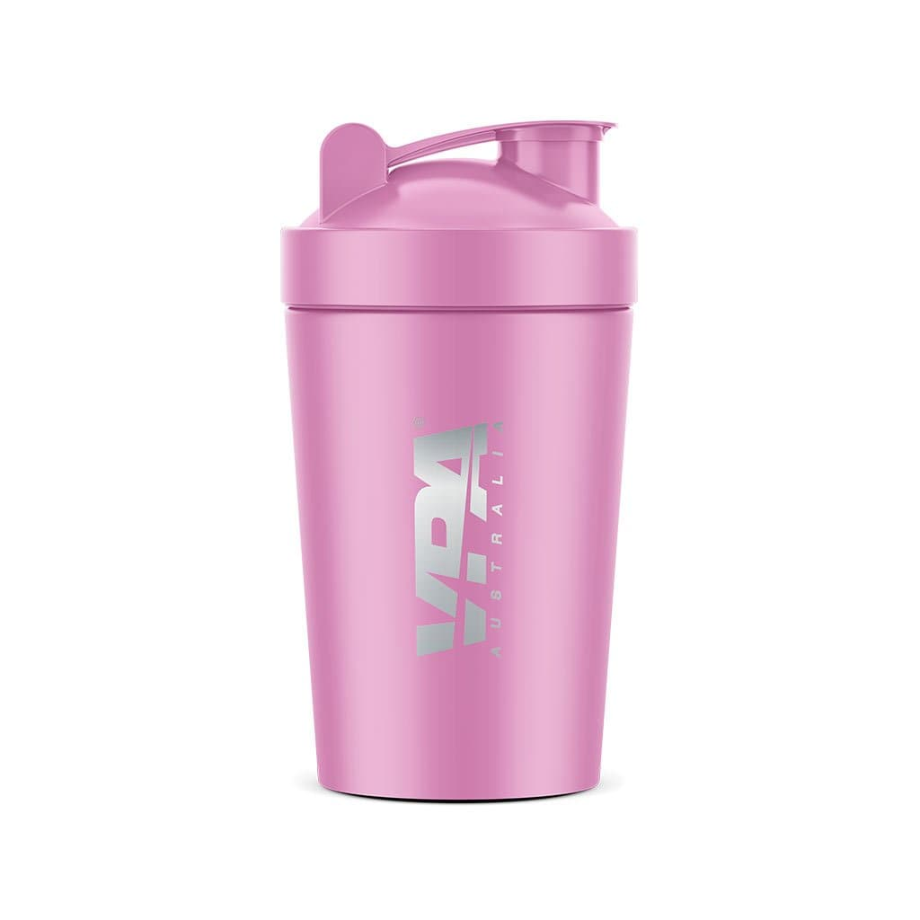 Limited Edition Pink Stainless Steel 600ml Shaker
