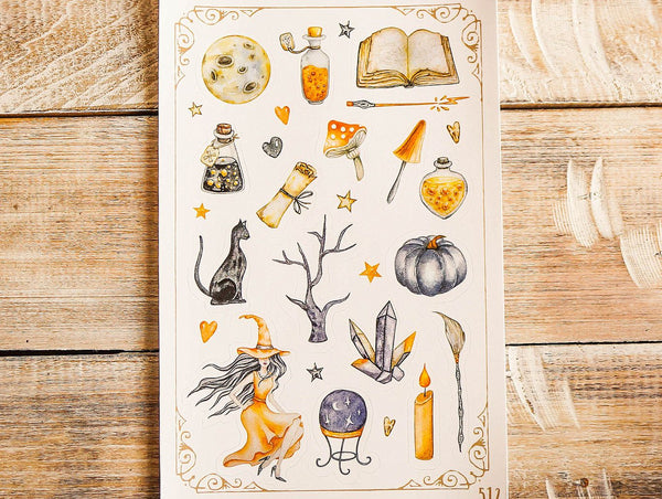 ~Stickers Healing Magick~ CM21512