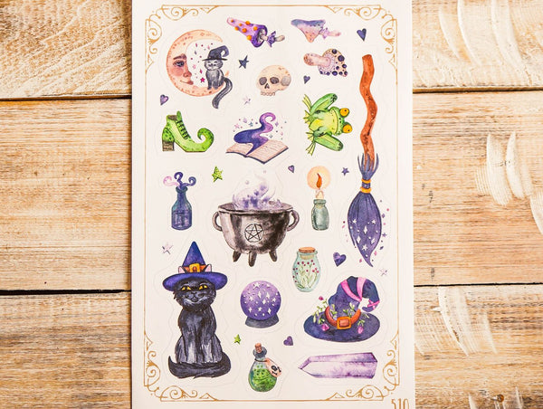~Stickers Healing Magick~ CM21510