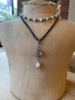 Deerskin Leather Necklaces