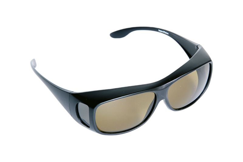 IV PROSHIELD Fit Over Sunglasses with Grey Tint