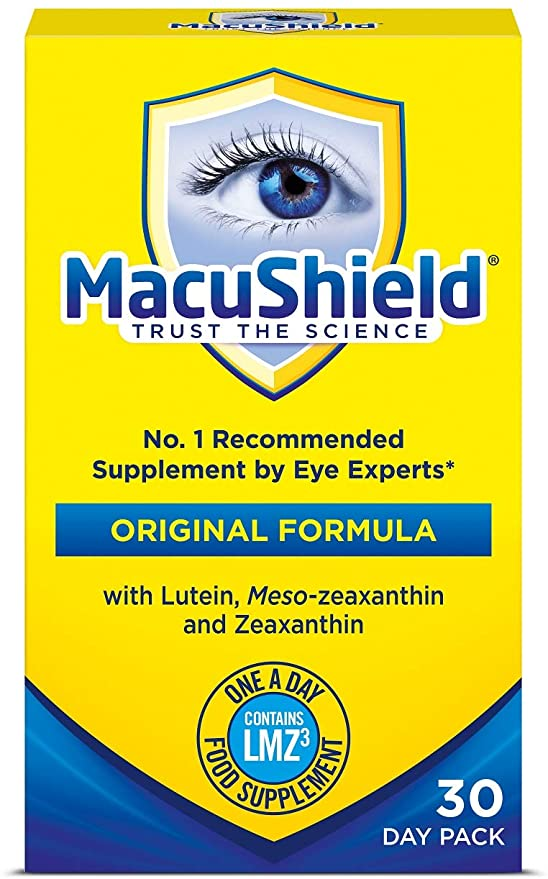 MacuShield Dietary Supplements