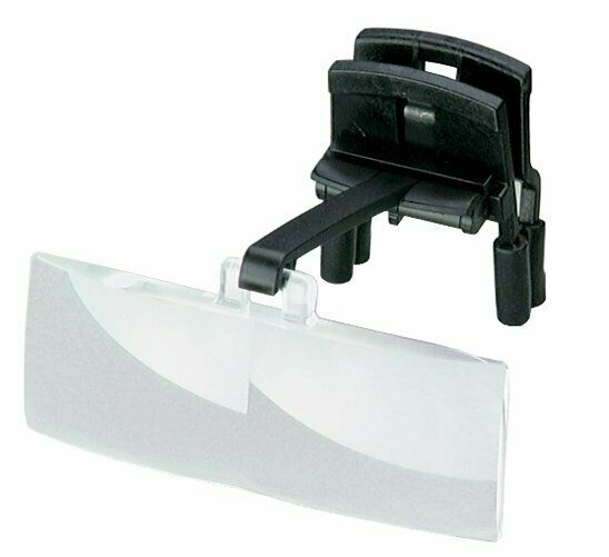 Eschenbach Labo-Clip Spectacle Mounted Clip-on Magnifier - Both Eyes