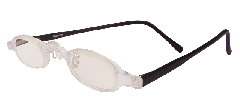 Optima Ideal Half-eye Magnifying Spectacles