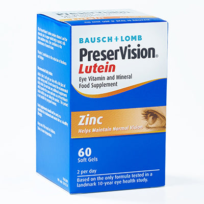PreserVision Lutein - Softgels Eye Vitamins