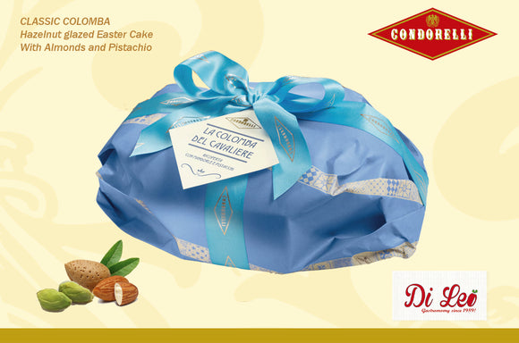 Classic Colomba  with Almond and Pistachio 1000g