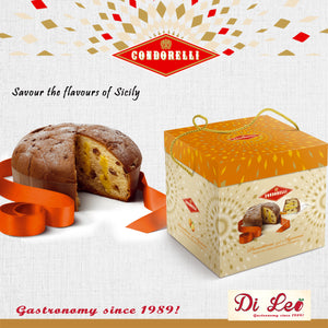 Citrus Christmas Cake Gift Box 1 kg