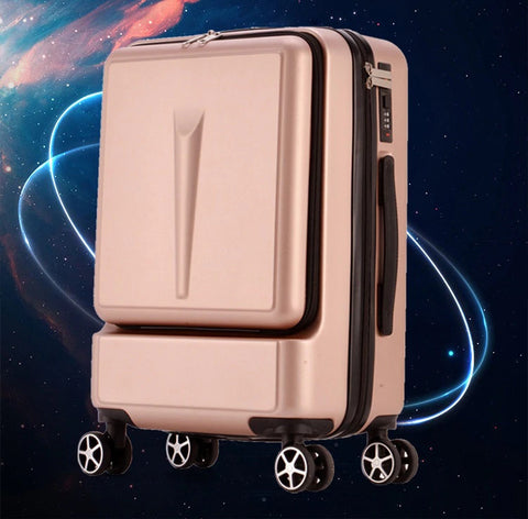 Carry on Luggage Hand Shell Compact Space Visual