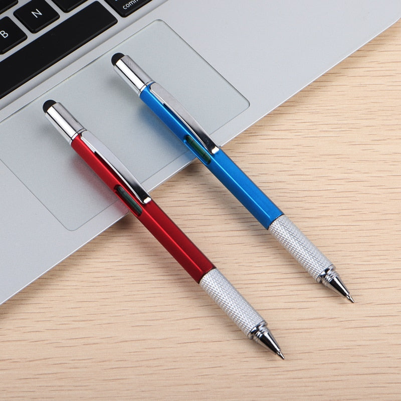 Multi-function Screwdriver Rule Pen