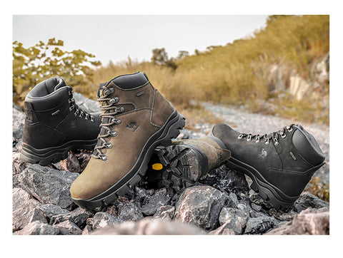Hiking Boots | Tactical Mountain Waterproof