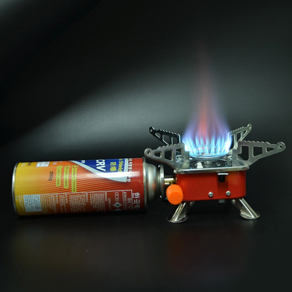Foldable Portable Gas Stove