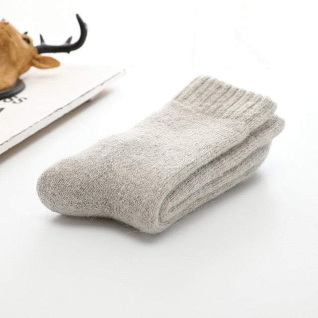 Super Thick Warm Merino Wool Socks