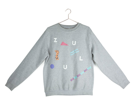 ZULU sweater - grey
