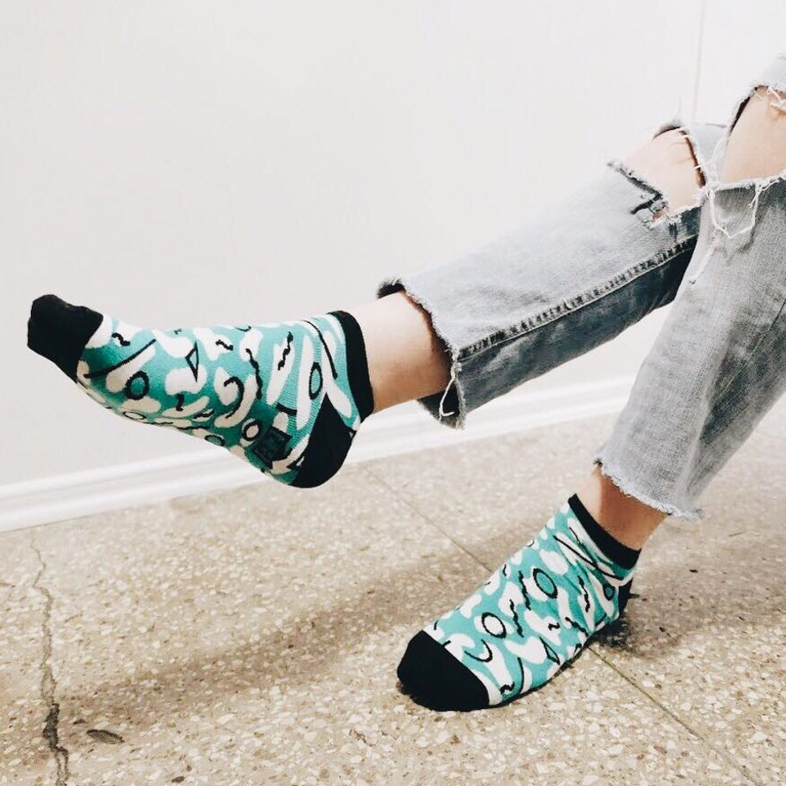 Sliding into the weekend with our favorite socks on. Shop yours at www.zuluzion.com and join the tribe
