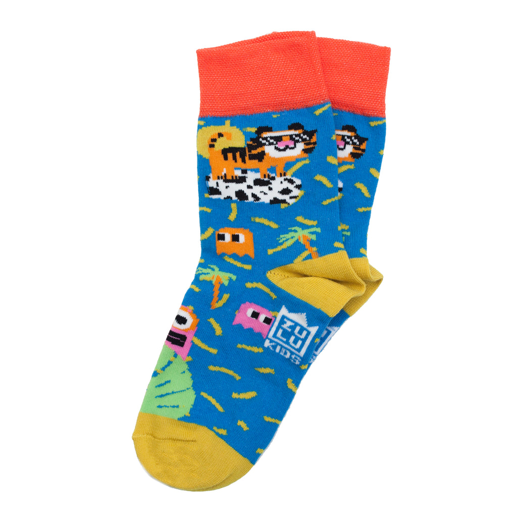 Cute Kids Animal Socks