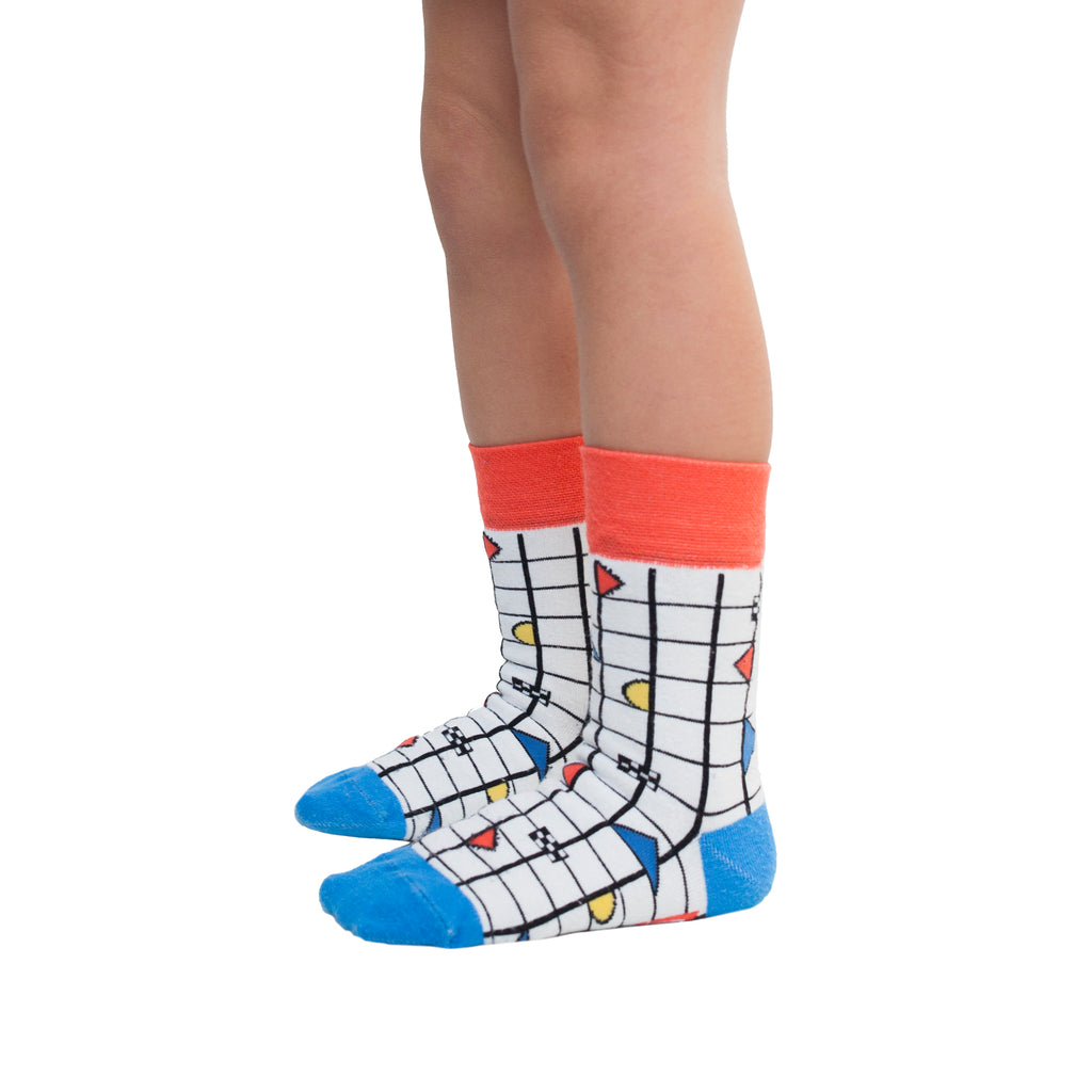 Kid organic socks