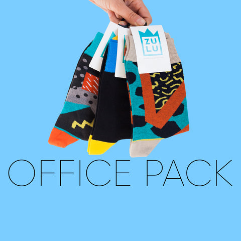 Office socks bundle pack