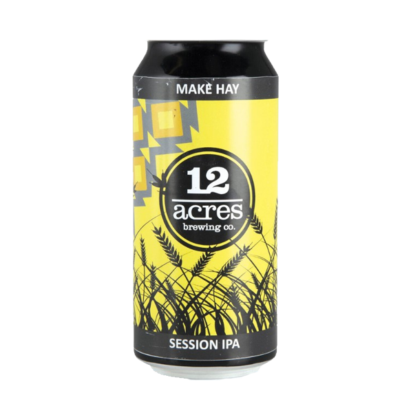 12 Acres Make Hay Session IPA (440ml / 3.8%) (4589623083054)