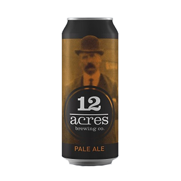 12 Acres Pale Ale (440ml / 3.8%) (4589625049134)