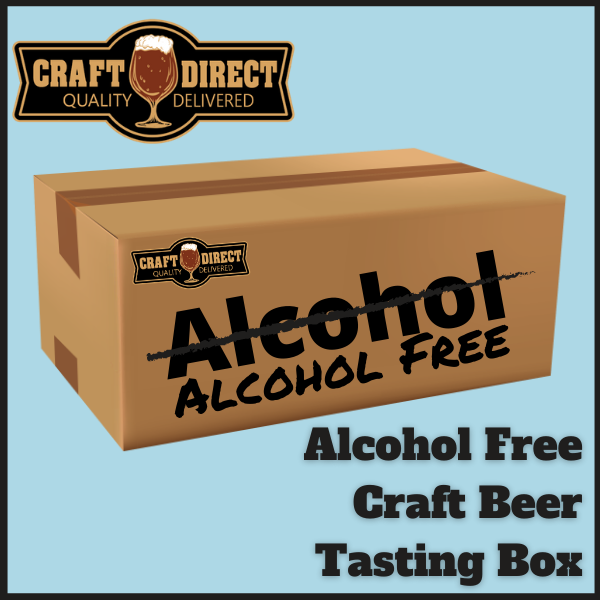 Alcohol Free Craft Beer Tasting Box (12 Can) (6550987145262)