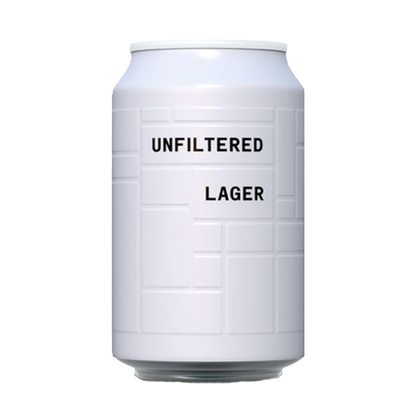 And Union Unfiltered Lager (330ml / 5.0%) (4587188125742)
