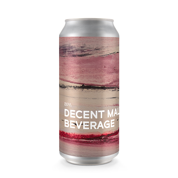 Boundary Brewing Decent Malty Beverage DIPA  (440ml / 8.0%) (4673162838062)
