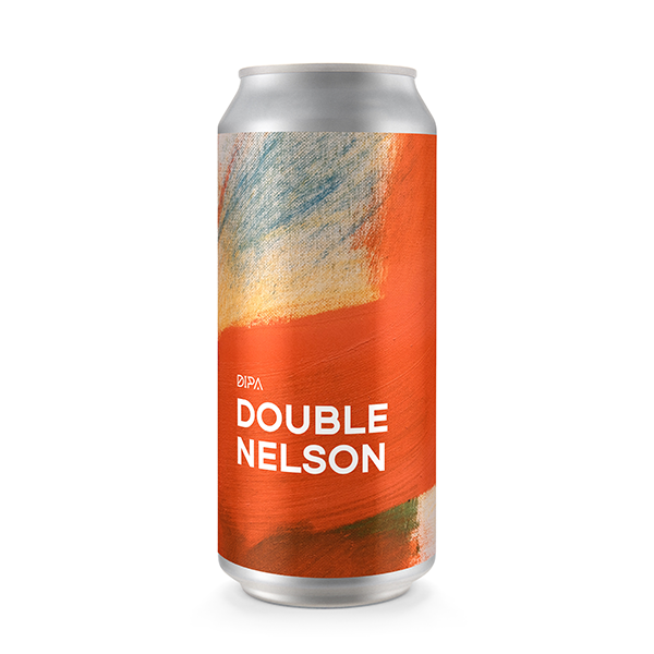 Boundary Brewing Double Nelson DIPA  (440ml / 8.0%) (6543012266030)