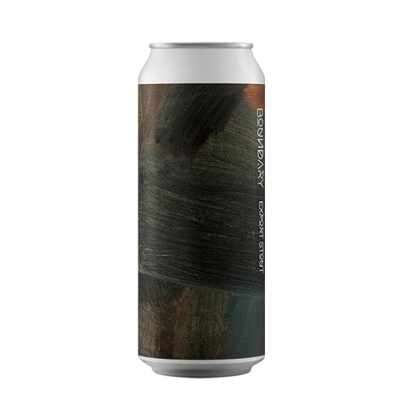 Boundary Brewing Export Stout (440ml / 7%) (4666892058670)