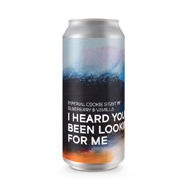 Boundary Brewing I Heard You've Been Looking For Me – Imperial Cookie Stout (440ml / 8.0%) (4712165802030)