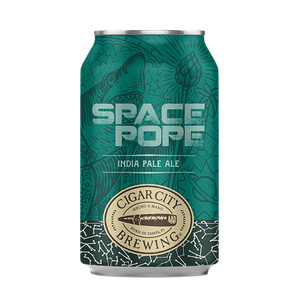 Cigar City Brewing Space Pope IPA  (355ml / 7.2%) (6556953641006)