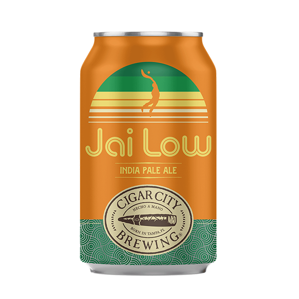 Cigar City Jai Low IPA (355ml / 4%) (4661081800750)