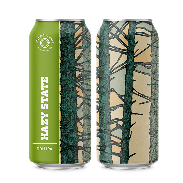 Collective Arts Hazy State DDH IPA (473ml / 4.1%) (4715199234094)