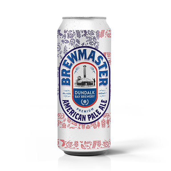Brewmaster American Pale Ale (440ml / 4.5%) (4678335299630)