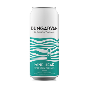 Dungarvan Brewing Company Mine Head American Pale Ale (440ml / 5.5%) (6556957802542)