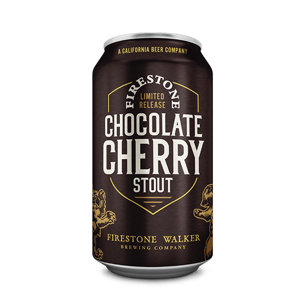 Firestone Walker Chocolate Cherry Stout (355ml / 5.5%) (4697555435566)