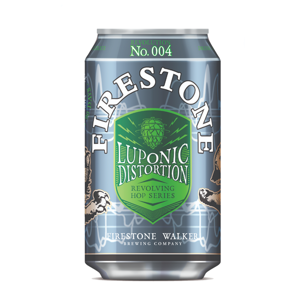 Firestone Luponic Distortion IPA (330ml / 5.9%) (4590368325678)