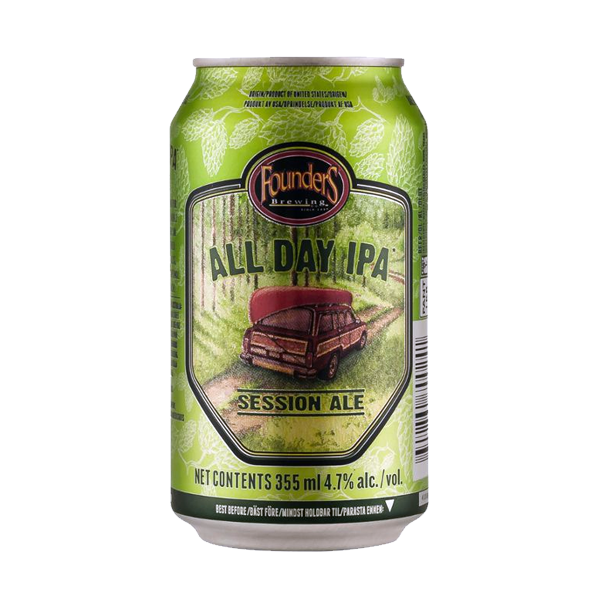 Founders All Day IPA – Session IPA (355ml / 4.7%) (4588743655470)
