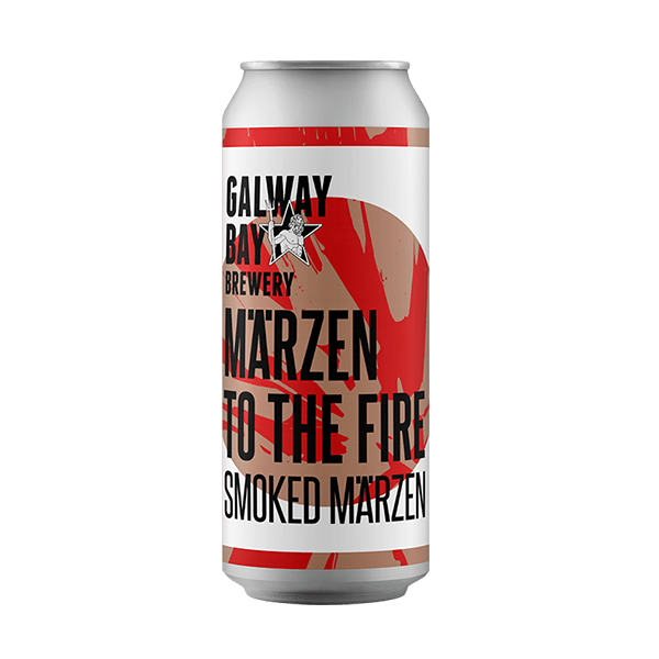 Galway Bay Märzen To The Fire Smoked Märzen (440ml / 5.5%) (6547578060846)