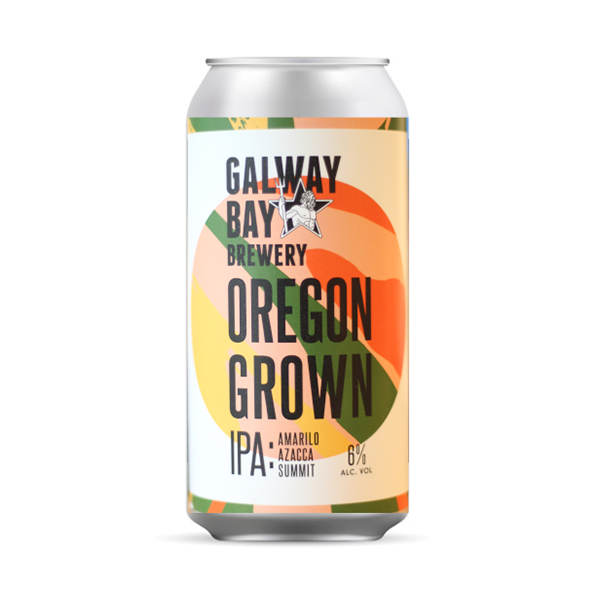 Galway Bay Oregon Grown IPA (440ml / 6.6%) (4641193754670)