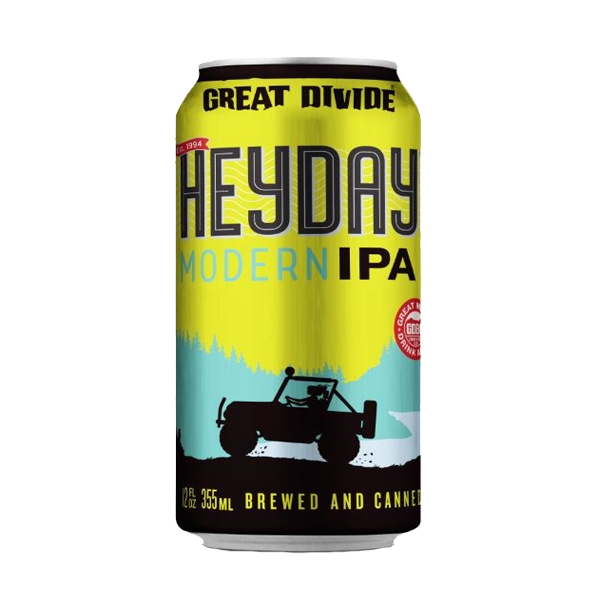 Great Divide Heyday Modern IPA (4588733202478)
