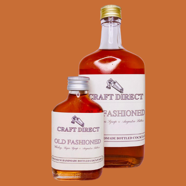 Old Fashioned (100ml / 700ml) (6536086978606)