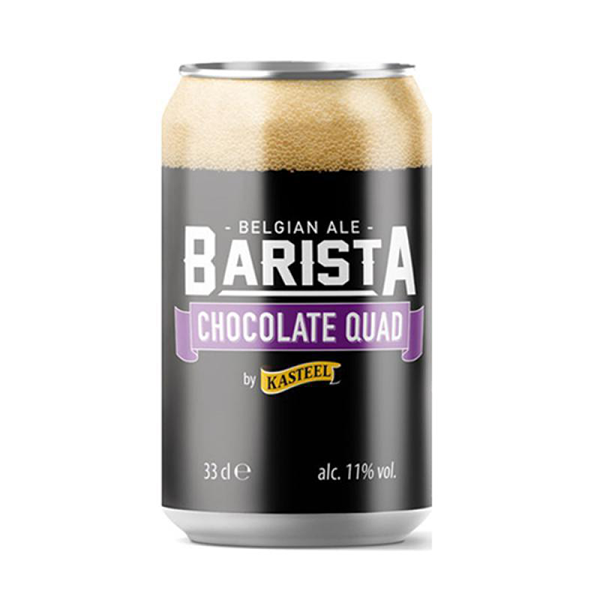 Kasteel Barista Chocolate Quad Belgian Ale (330ml / 11%) (4637956767790)