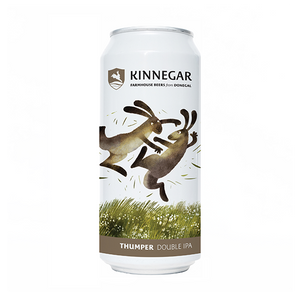 Kinnegar Brewing Thumper Double IPA (440ml / 7.8%) (4710027624494)