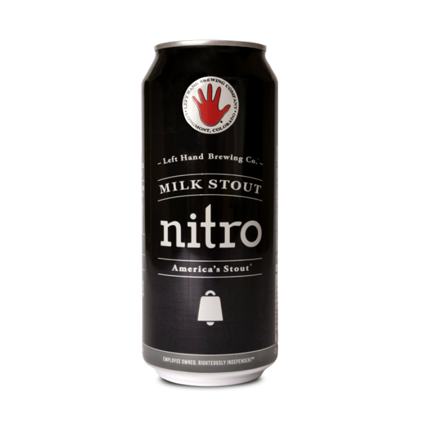 Left Hand Nitro Milk Stout (404ml / 6.0%) (4604629549102)