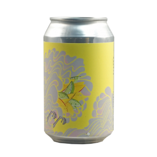 Lervig Orange Velvet Milkshake IPA (330ml / 5.5%) (4641204994094)